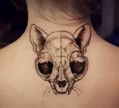 Cat Tattoos 25