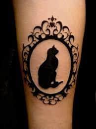 Cat Tattoos 36