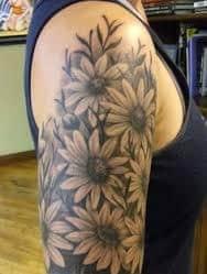 Daisy Tattoos 31