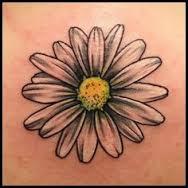 Daisy Tattoos 8