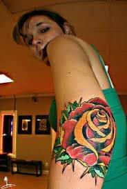 Elbow Tattoos 25