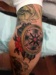 Elbow Tattoos 4