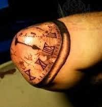 Elbow Tattoos 6