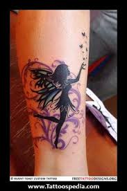 Fairy Tattoos 10