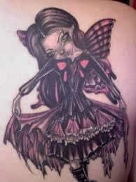 Fairy Tattoos 18