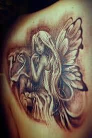 Fairy Tattoos 20