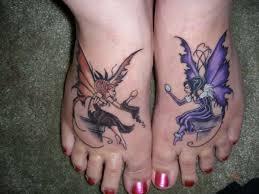 Fairy Tattoos 25