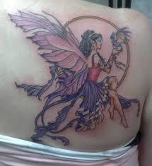 Fairy Tattoos 26