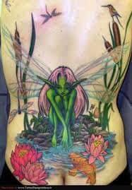 Fairy Tattoos 33