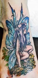 Fairy Tattoos 45