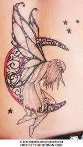 Fairy Tattoos 49