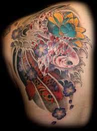 Fish Tattoos 19