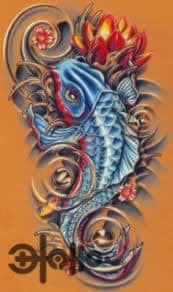 Fish Tattoos 45