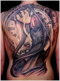 Grim Reaper Tattoos 12