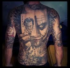 Joker Tattoos 10