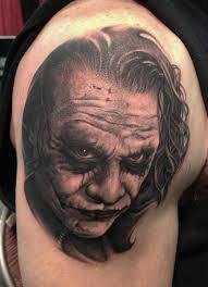 Joker Tattoos 12