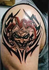Joker Tattoos 15