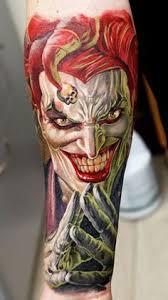 Joker Tattoos 2