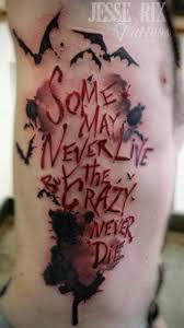 Joker Tattoos 21