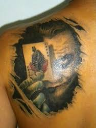 Joker Tattoos 26