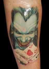 Joker Tattoos 27