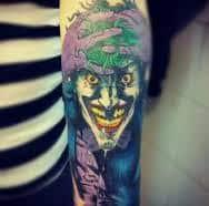 Joker Tattoos 29