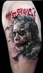 Joker Tattoos 3