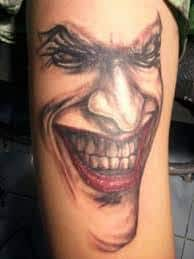 Joker Tattoos 30