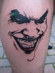 Joker Tattoos 31