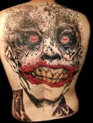 Joker Tattoos 33