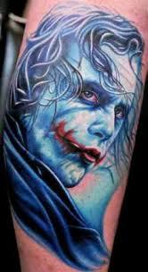 Joker Tattoos 34