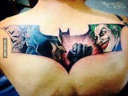 Joker Tattoos 37