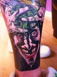 Joker Tattoos 42