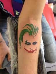 Joker Tattoos 45