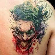 Joker Tattoos 46