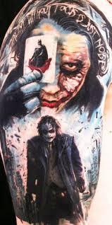 Joker Tattoos 50