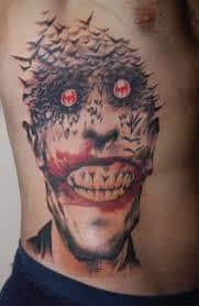 Joker Tattoos 6