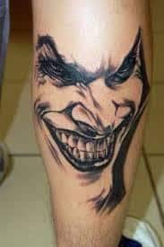 Joker Tattoos 8