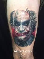 Joker Tattoos 9