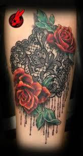 Lace Tattoos 1