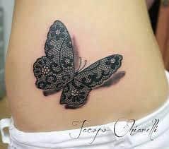 Lace Tattoos 48