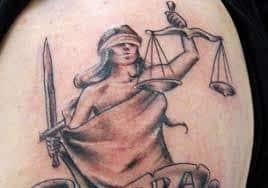 Libra Tattoos 17