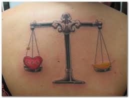 Libra Tattoos 45