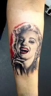 Marilyn Monroe Tattoos 1