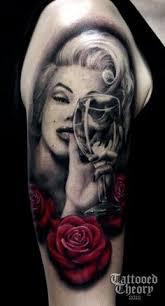 Marilyn Monroe Tattoos 2