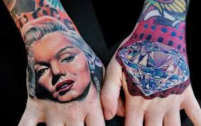 Marilyn Monroe Tattoos 33