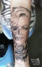 Marilyn Monroe Tattoo Meaning Ideas Amp Designs Sleeve