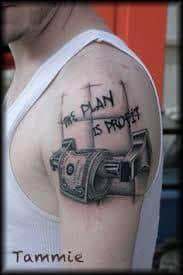 Money Tattoos 20