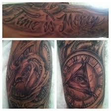 Money Tattoos 24