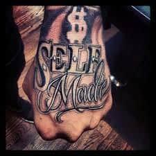 Money Tattoos 34